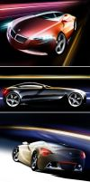 Project Z10 - all three views by husseindesign
