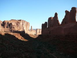 Arches National Park Moab,Utah by Enchantedgal-Stock