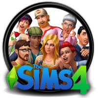 The Sims 4 - Icon by Blagoicons