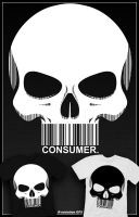 CONSUMER. by R-evolution-GFX