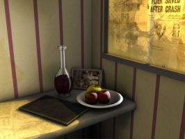Still Life by Cymae