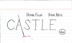 Castle doodle by texnical-reasons