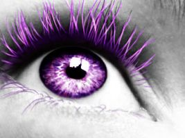 Purple Eye by Birthstone
