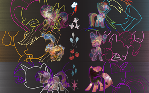 Stars of the Show (Collaboration) by screwtapethedemon