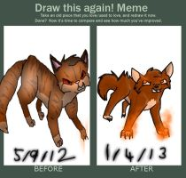 Improvement meme by Vincenttheawesome