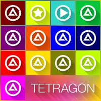 Tetragon by aablab