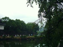Tokyo Imperial Palace 5 by Akiso