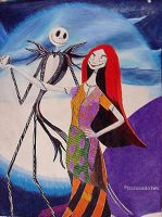 Jack and Sally - finished by Coronadofwb