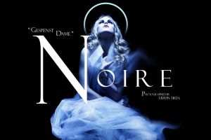 ''NOIRE'' - Gespenst Dame Cover. by erwintirta
