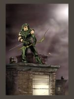 Green Arrow by teach
