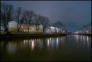 Turku by river by eswendel
