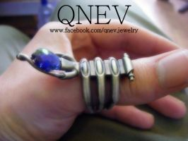 Thumb ring. QneV 4 by QneV-jewelry