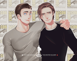 SDCC by ColnChen
