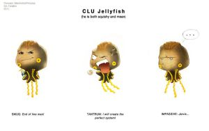 CLU Jellyfish by feralkin