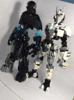 Bionicle:kylfu 5 by CASETHEFACE