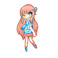 Contest entry - Ehyrine - Dinky by KuroLiveYani