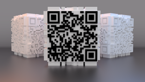 QR Code by AnthonyRalano