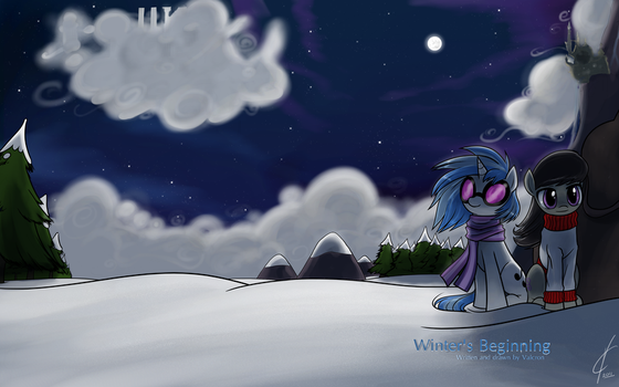 Winter's Beginning by Dreatos