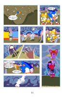 Sonic the Hedgehog the Comic pg 11 by bulgariansumo