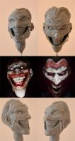 A Tribute to The K4ll0 The Joker II by lionyo81