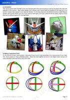 Gundam mecha cosplay tutorial - Lesson 2 -1 by Clivelee