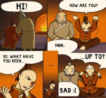 Awesome Avatar comic by Go-Devil-Dante