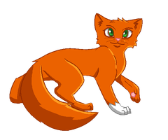 Squirrelflight by CosmicSkunk