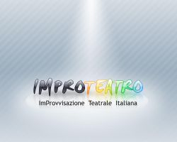 Improteatro Web 2.0 Wallpaper by postream