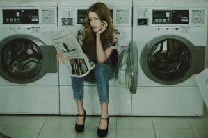Laundry III by haania