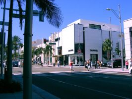Rodeo Drive Chanel I by TrashyDiamond