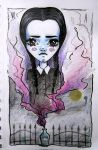Wednesday Addams by Kalgotke
