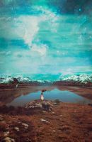 Wandering Satellite by Cre8tiveComplex