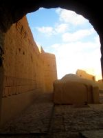 Sary-Yazd Castle 3 by zohreh1991