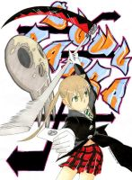.: Maka and Soul :. by Dragounette