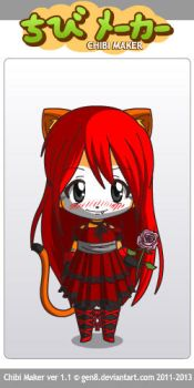 ChibiMaker 102 by giagam