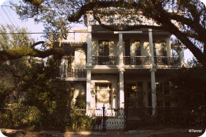 Anne Rice's house by VampyrTenrai