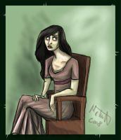 Young Bellatrix by Weasley-is-my-king
