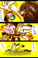 Silver the hedgehog's Need Fun to do by Omiza