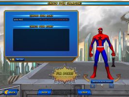 Spiderman in champions by V1EWT1FUL