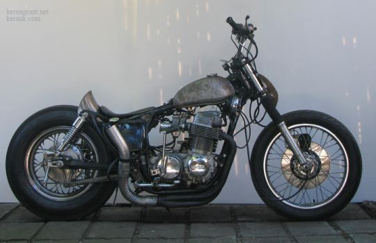 CB750K Profile-Right by Kerong
