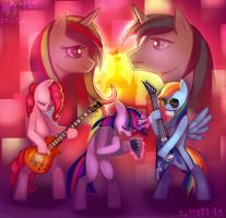 mlp-Love is in Bloom by pmo0908