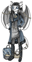 Neopets: Lystre's Winter by Blesses