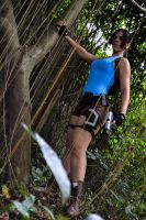 Miss Lara Croft by Jessie-TR