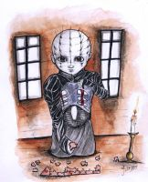 Pinhead by ApocalypticPorcelain