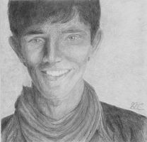 Colin Morgan - Merlin by GabrielleCarlson