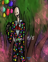 THIS IS WHAT HAPPENS AT THE END OF SLENDER by Emeridan