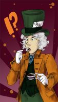 Old - Mad Hatter by silveraaki