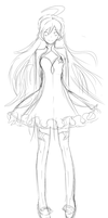 SF-A2 Miki 2012 Redesign +Sketch+ by Skychii