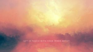 Inner Artist Motivational Wallpaper 3 by lcbailey