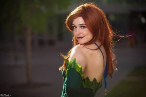 Poison Ivy by KALCosplay
